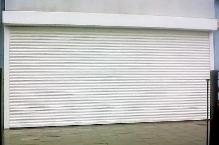 commercial roller shutters